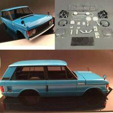 Kit Car Body Shell ABS 1:10 Para Land Range Rover Traxxas TRX-4 Axial SCX10 Camión