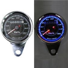 LED Backlit Speedometer & Odometer 180km/h 12V For Motorcycle Bike Scooter