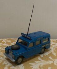 Spot-On No. 258 Land Rover L.W.B. R.A.C. Radio Rescue Very Near to Mint!