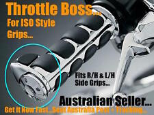 Throttle Boss for Kuryakyn ISO Style Grips - Harley Davidson & Other Motorcycles