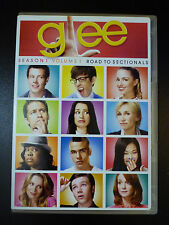 Glee: Season 1, Volume 1 - Road to Sectionals (DVD*4-Disc Set)  FAST SHIPPING