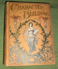 Vintage,1897,Story of Opportunity or Character Building,Edison,Barton,Sherman...