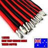1M black&1M red Soft flexible silicon wire high temperature for RC toy Car Boat