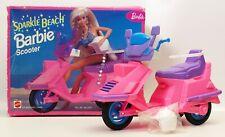 Sparkle Beach Barbie Scooter No. 67486 Nib