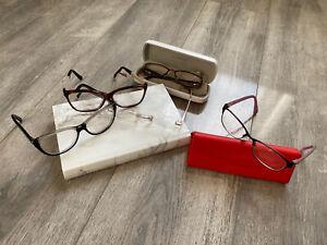 Ladies Designer Glasses Frames Prada, Fendi,Jimmy Choo, Gant,Cath Kidston