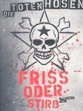 """DIE TOTEN HOSEN """"FRISS ODER STIRB"""" 3 DVD SET NEUWARE"""