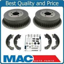 100% New Rear Drums Brake Shoes and Brake Spring Kit for Nissan Quest 1993-2002