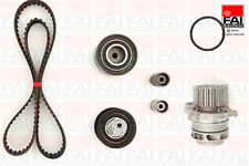 TIMING BELT KIT WITH WATER PUMP FOR VW BORA TBK146-6129 OEM QUALITY