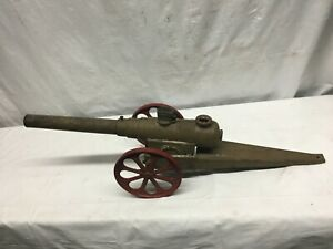 VINTAGE BIG BANG 15FC MAJOR FIELD CANNON  16in Cannon 24in long