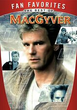Fan Favorites: The Best of Macgyver New Dvd! Ships Fast!