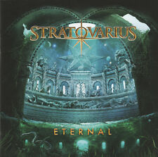 STRATOVARIUS Eternal 2015 German 10-track CD NEW/ SEALED Gamma Ray Dream Theater