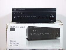 Nad C375 BEE Stereo Vollverstärker MDC DAC Modul USB2.0 eingebaut