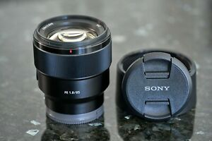 SONY FE 85mm f1.8 lens for sony E-mount full frame*IMMACULATE* Condition!!!!!!!