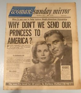 Royal Family interest - Eclectic collection of 5 original vintage newspapers