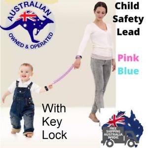 Baby Harness Anti Lost Wrist Link Kids Outdoor Walking Hand Belt Band Child