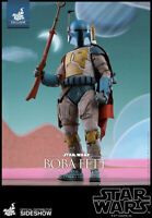 Boba Fett Animation Version Television Masterpiece Series Hot Toys Exclusive NEW