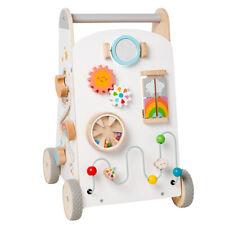 """howa Lauflernwagen, Baby Walker, Lauflernhilfe """"my rainbow"""" aus Holz 6016"""