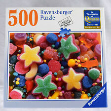 Ravensburger 500 Piece Jigsaw Puzzle Candy Stars Holiday Christmas