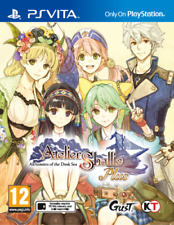 Sony PS Vita - Atelier Shallie Plus Alchemists of the Dusk Sea - Boxed