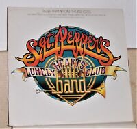 Sgt Peppers Lonely Hearts Club Band Soundtrack 1978 Double Vinyl LP Record Album