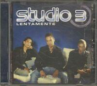 LENTAMENTE di Studio 3 CD Audio