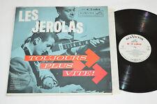 LES JEROLAS Toujours Plus Vite! LP 1962 RCA CGP-116 Comedy Pop Quebec Jérolas