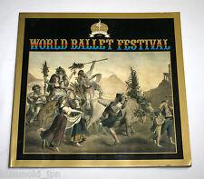 World Ballet Festival Japan Program 1988 Book Sylvie Guillem