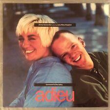 """JIMMY SOMERVILLE - Comment Te Dire Adieu - 12"""" Single (Vinyl LP) UK - LONX241"""