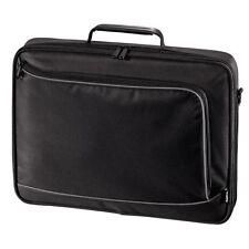 Hama Sportsline Bordeaux Notebook Bag, displays up to 44 cm (17.3), black