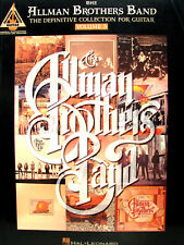 THE ALLMAN BROTHERS BAND THE DEFINITIVE COLLECTION FOR GUITARE VOL. 3 16 TITRES