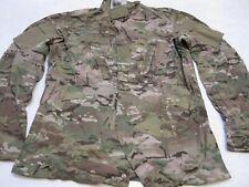 NEW ARMY ISSUE MULTICAM TOP FLAME RESISTANT FRACU LARGE/LONG COMBAT UNIFORM (BR)