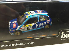 Subaru Vivio RX-R Barth Rally Monte Carlo 1999 Winner  1:43 IXO  RALLY -RAM530