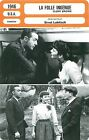 FICHE CINEMA FILM USA LA FOLLE INGENUE / CLUNY BROWN Réalisateur Ernst Lubitsch