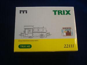 Trix HO Originalverpackung für Lok Nr.:22111
