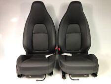 Jaguar F Type Black Leather Sports Seats | Drivers & Passengers F Type Seats