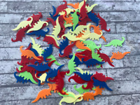 Dinosaur Party Confetti Kids Birthday Decorations Theme Boys Scatter Sprinkles