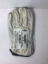 Leather Driver Gloves Keystone Thumb Size Extra Large