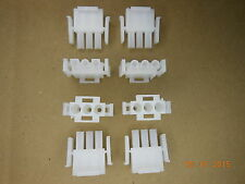 Lot of 100 TE Connectivity / AMP 1-480700-0 Universal Mate-N-Lok 3 Position
