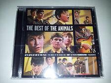 cd rock animals the best of