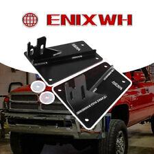 For Dodge RAM 2nd/ 4th Gen 1500/2500/3500 Front Bumper Conversion Brackets