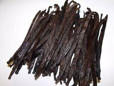 "10 PNG vanilla beans/Pods grade B - length 5"" Extract quality"