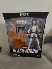 Marvel Legends Deluxe Black Widow Legends Series 6 in Collectible Action Figure