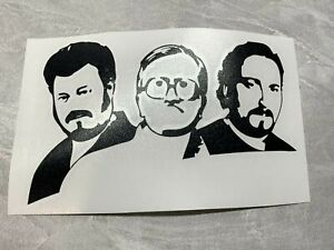 Trailer Park Boys Vinyl Decal Sticker for car truck boat laptop window wall tv