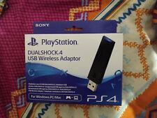 SONY PS4 PLAYSTATION DUALSHOCK 4 USB Wireless Adapter Bluetooth Dongle CUH-ZWA1E