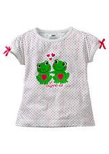 BPC enfants T-shirt manches courtes à points nœuds papillon / Sweat en coton
