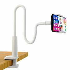 Enllonish Cell Phone Holder, Universal Phone Stand Clip Lazy Bracket Flexible Go