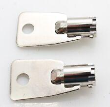 GC65 2 NEW KEYS Sentry Pistol Safe Code GC65 Handgun Key Models QAP1E /& QAP1BE