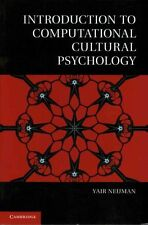 Introduction to Computational Cultural Psychology (Culture and Psychology), Neum
