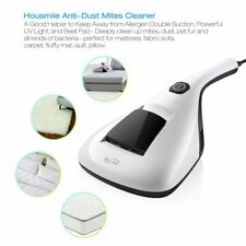 Housmile Anti-Dust Mites UV Vacuum Cleaner with Advanced HEPA Filtration and Dou