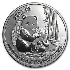 2017 Niue 1 oz Silver $2 Panda Coin BU
